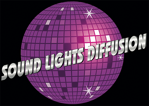 Logo Sound Lights Diffusion